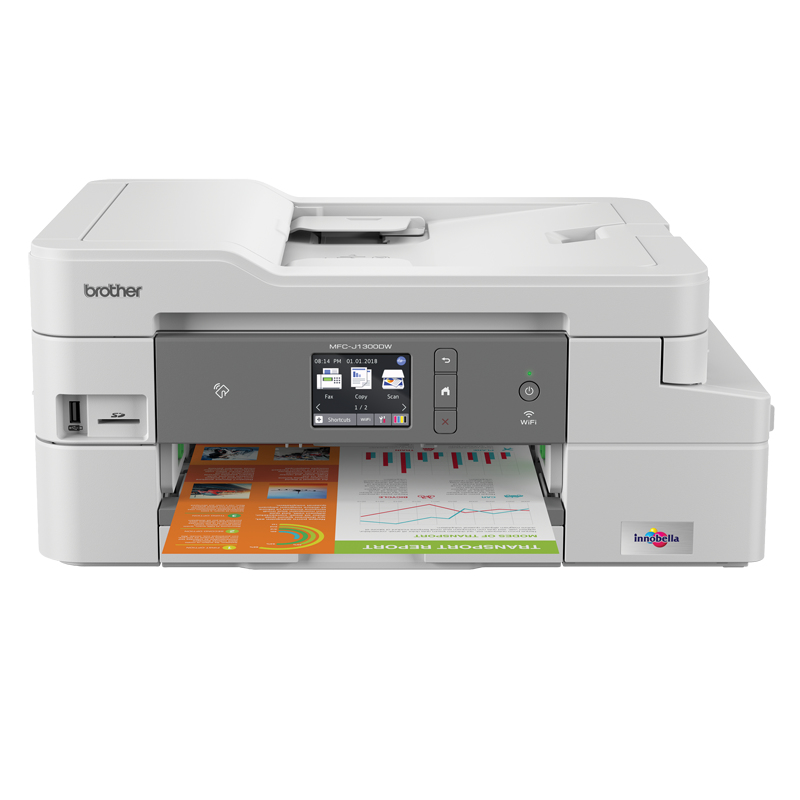 Brother MFC-J1300DW Colour inktjet AIO-Fax,Duplex, Print,Wif