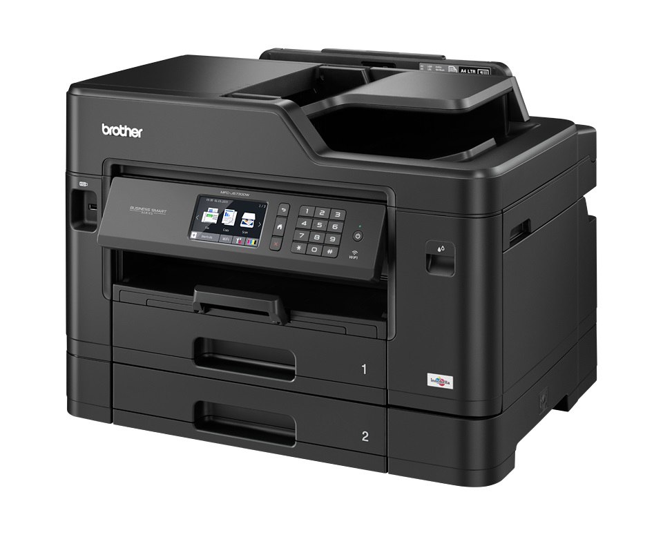Brother MFC-J5730DW AIO-Fax, Lan,Duplex Print,Wifi,2trays