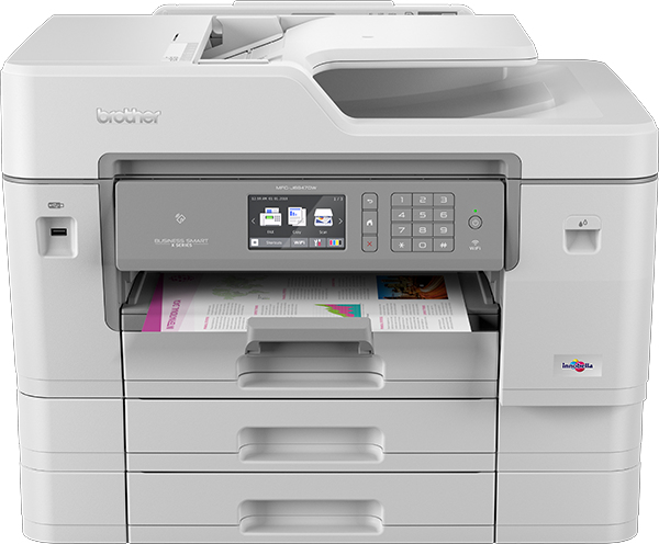 Brother MFC-J6947DW Colour inktjet AIO-Fax,Duplex, Print,Wif