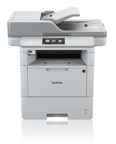 Brother MFC-L6800DW Mono Laser AIO Full dupl lan-WIFI-fax