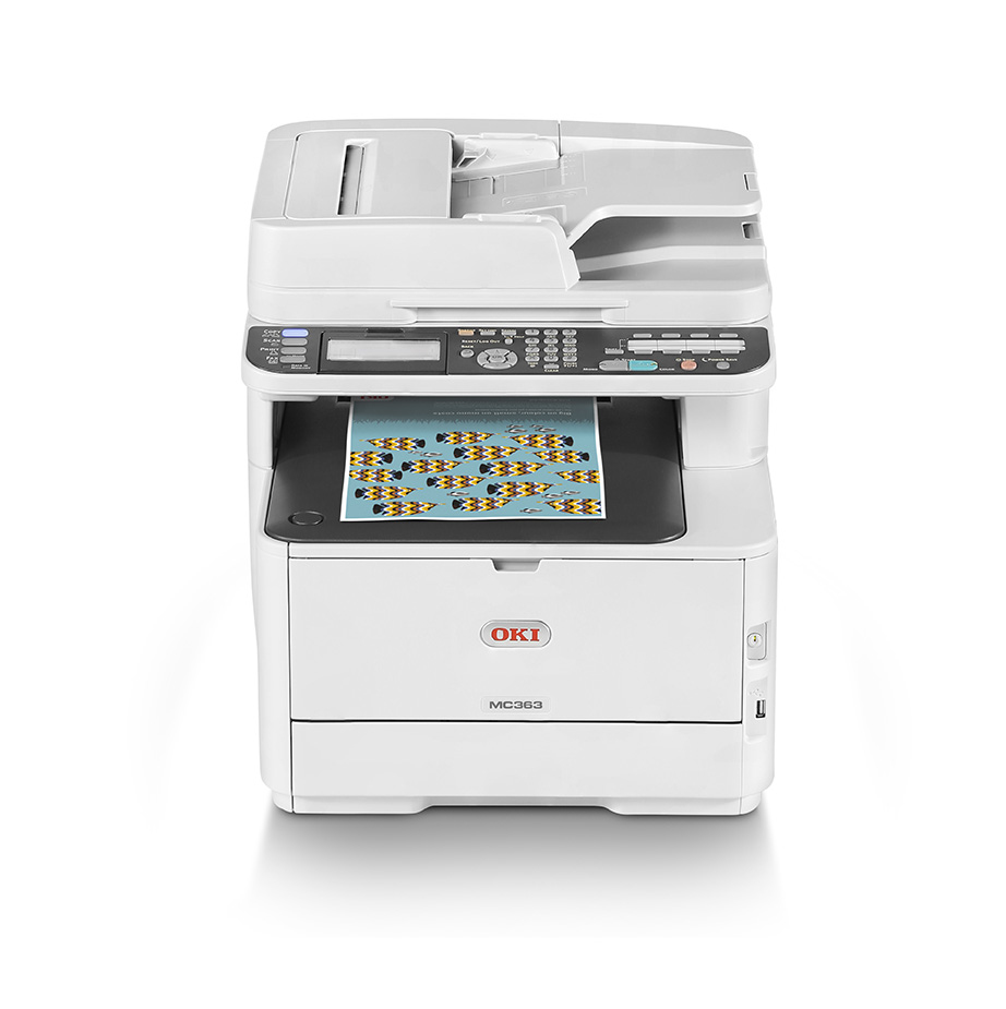 Oki MC363dn/A4 Colour printer MFP