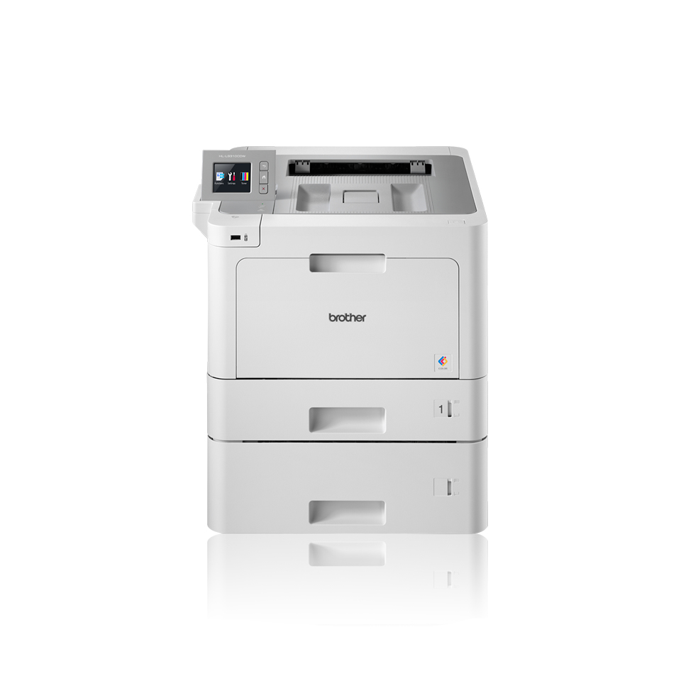 Brother HL-L9310CDWT Colour Laser Printer Duplex Wifi Tray