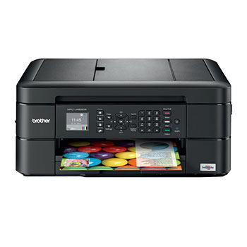 Brother MFC-J480DW Colour Inkjet AIO- Fax, Duplex, Airprint