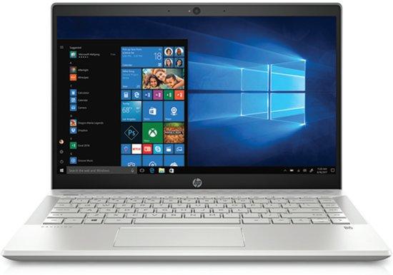 "HP Pavilion 14""FHD i7-8550U 16GB 512SSD MX150-2GB W10 Silver"