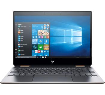 """HP Spectre X360 13.3""""FHD i7-8565U 8GB 256SSD Dark Grey W10"""