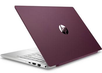 "HP Pav 14-ce1963 14""FHD IPS i5-8265U 8GB 256SSD Burgundy W10"