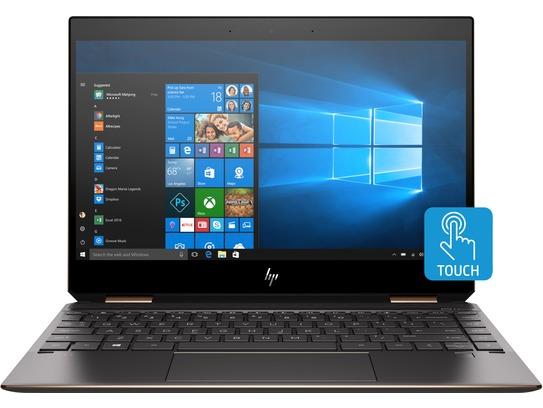 """HP SPECTRE X360 13.3""""FHD I7-8565U 16GB 1TBSSD Dark Grey W10"""