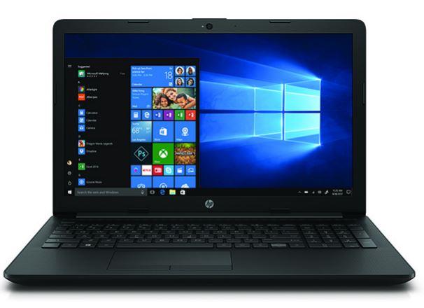"""HP 15-da0125nb 15.6""""FHD AG N5000 4GB 1TB DVD-RW BLACK W10"""