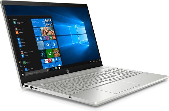 """HP PAV 15.6""""FHD IPS i5-8250U 12GB 256SSD MX130-2GB SILV W10"""