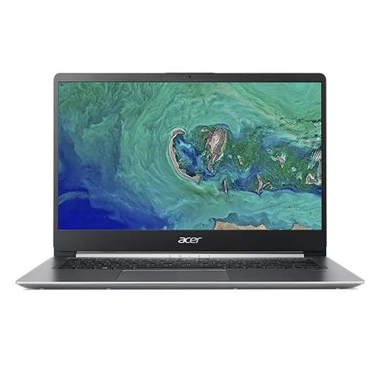 "Acer Swift1 14""FHD IPS N4100 4GB 256SSD No Odd Silver Win10"