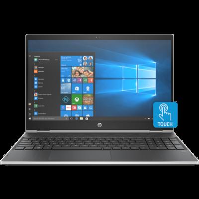"""HP Pav x360 15.6""""FHD i5-8250U 8GB 256SSD R530-2GB Silver W10"""