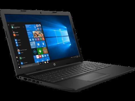 """HP 15.6""""FHD AG i5-8265U 12GB 128SSD+1TB Jet Black Win10"""