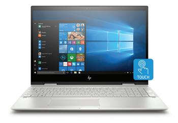 """HP Envy X360 Touch 15.6""""FHD i7-8550U 16GB 512SSD MX150-4 W10"""